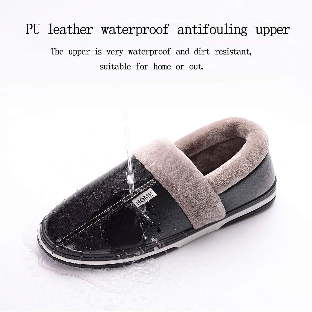 Mujer Invierno Zapatillas de Estar casa Cerradas Calienta Pantuflas Termicas Zapatos Slippers: Amazon.es: Zapatos y complementos