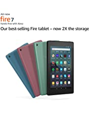 "All-New Fire 7 Tablet (7"" display, 16 GB) - Plum"