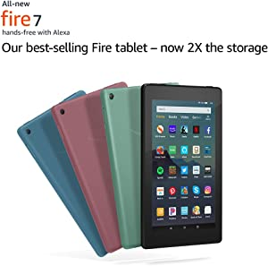 All-New Fire 7 Tablet (7″ display Giveaway