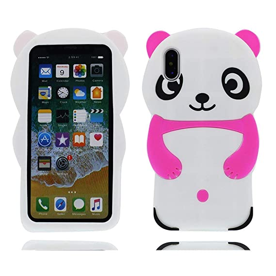iphone xs case panda