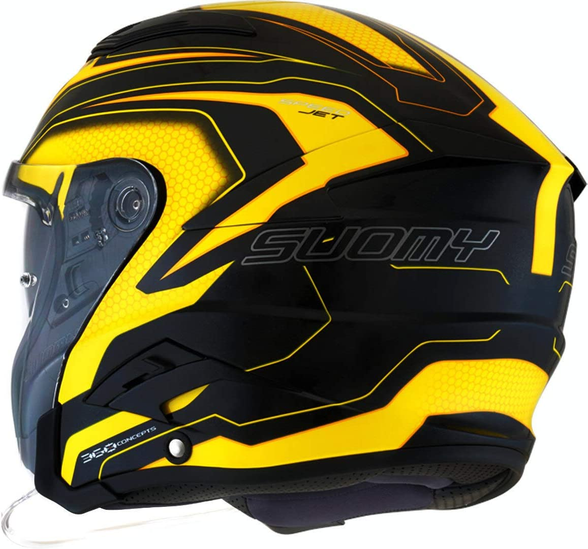 Suomy Speedjet Ready Casco Jet