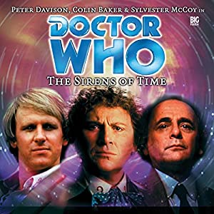 Doctor Who - The Sirens of Time Audiobook