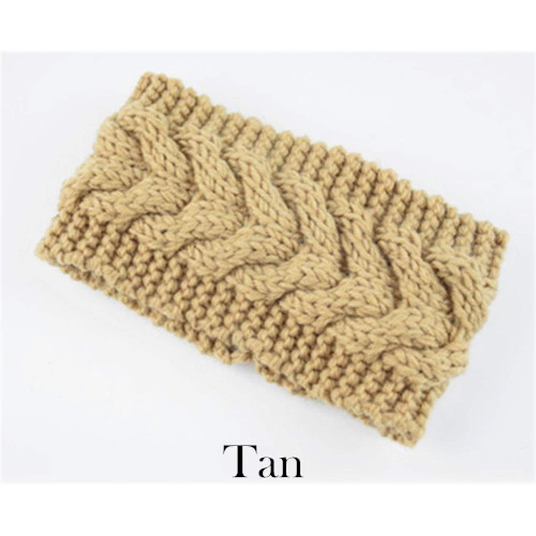Wool Knitted Turban...