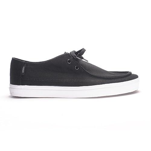 Vans - Zapatillas para Hombre Black/Frost Gray: Amazon.es: Zapatos y complementos