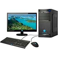 Nallu Assembled 15.6-inch All-in-One Desktop (Core 2 Duo/4GB/320GB/Windows 7 Trial/Integrated Graphics)