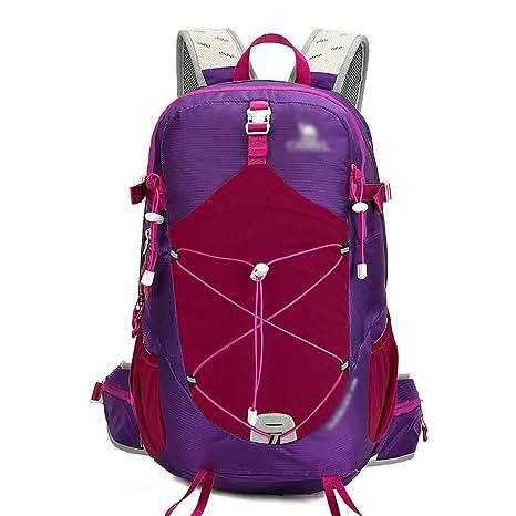 mochilas montaña Bolsa de hombro al aire libre 35L Male / Female Sección de excursionismo Viaje