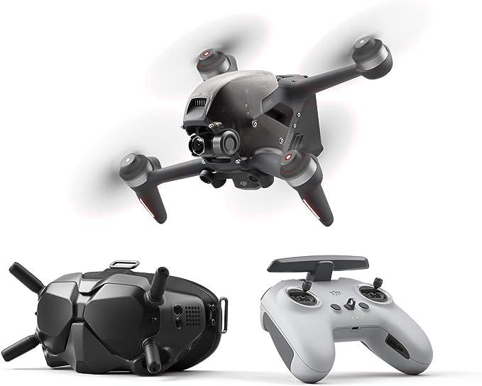 DJI FPV Combo - First Person View Drone Flycam: Amazon.de: Camera & Photo