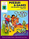 img - for Gifted and Talented: Puzzles and Games for Reading and Math, Book 2: A Workbook for Ages 6-8 (Puzzles & Games for Reading & Math) (Bk. 2) book / textbook / text book