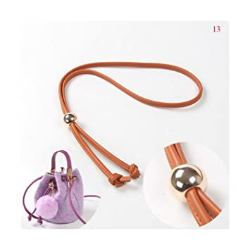Handbag Authentic Leather Strap//string//Drawstring replacement//bag accessories
