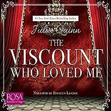 The Viscount Who Loved Me | Livre audio Auteur(s) : Julia Quinn Narrateur(s) : Rosalyn Landor