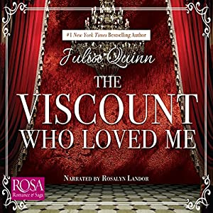 The Viscount Who Loved Me Audiobook