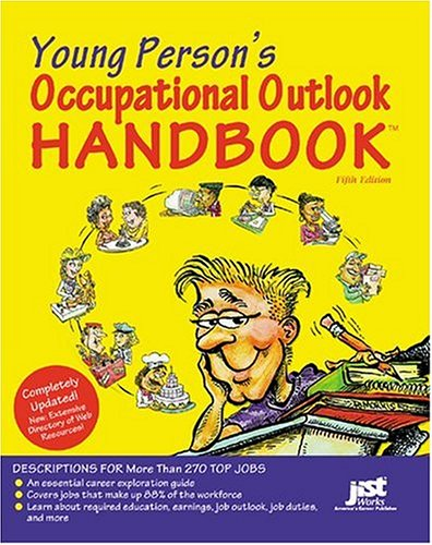 Amazon.com: Young Person's Occupational Outlook Handbook ...