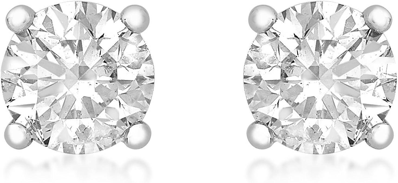 Carissima Gold Pendientes de mujer con oro 18 K (750) y diamante