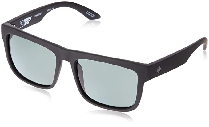 fc5b0e0130 SPY DISCORD Sunglasses Soft Matte Black ONE SIZE  Amazon.co.uk  Clothing