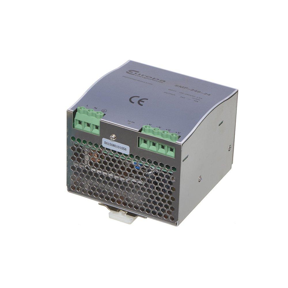 Europa Components SMP-120-24-AZ 5 A Switch Mode Power Supplies, 120 W, 24 V, Multi-Colour