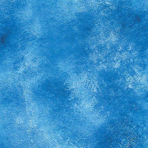 TCDesignerProducts Blue Mottled Gossamer Decorating Fabric, 19