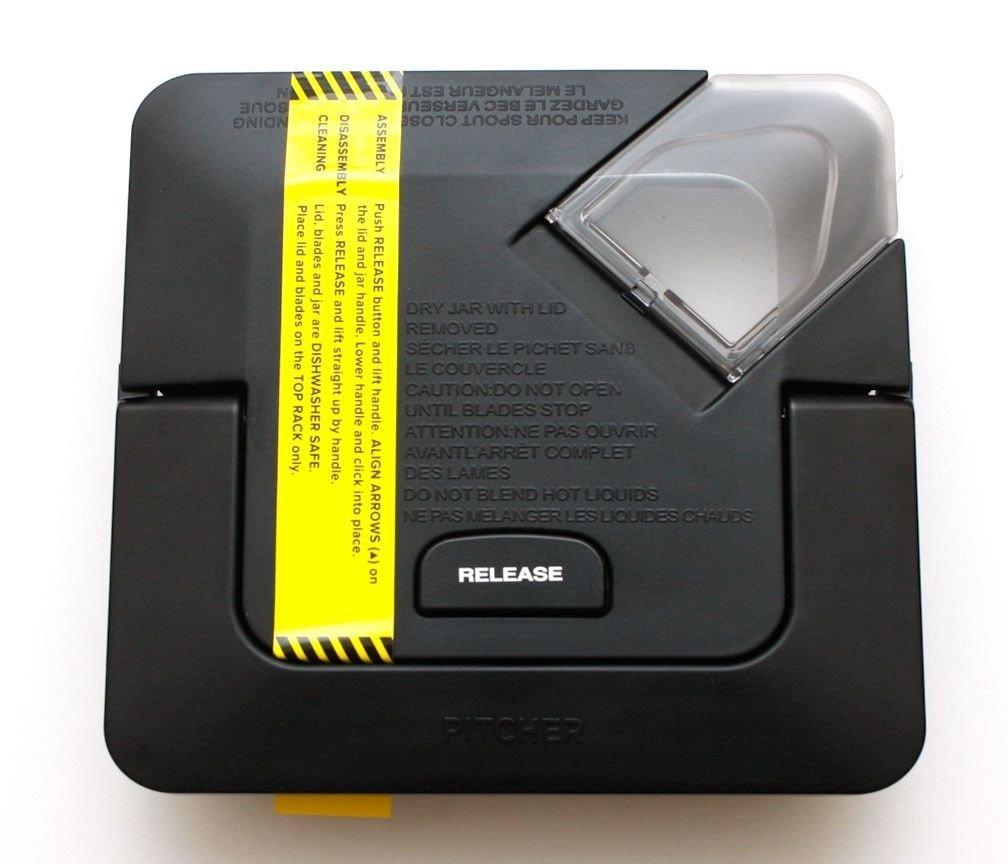 Ninja blender parts for NJ600 NJ602 BL610 BL700 (Lid, old model)