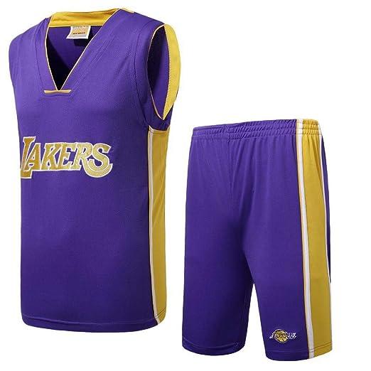 T-SHIRT Conjunto De Camiseta De Los Hombres De La NBA Ropa De ...