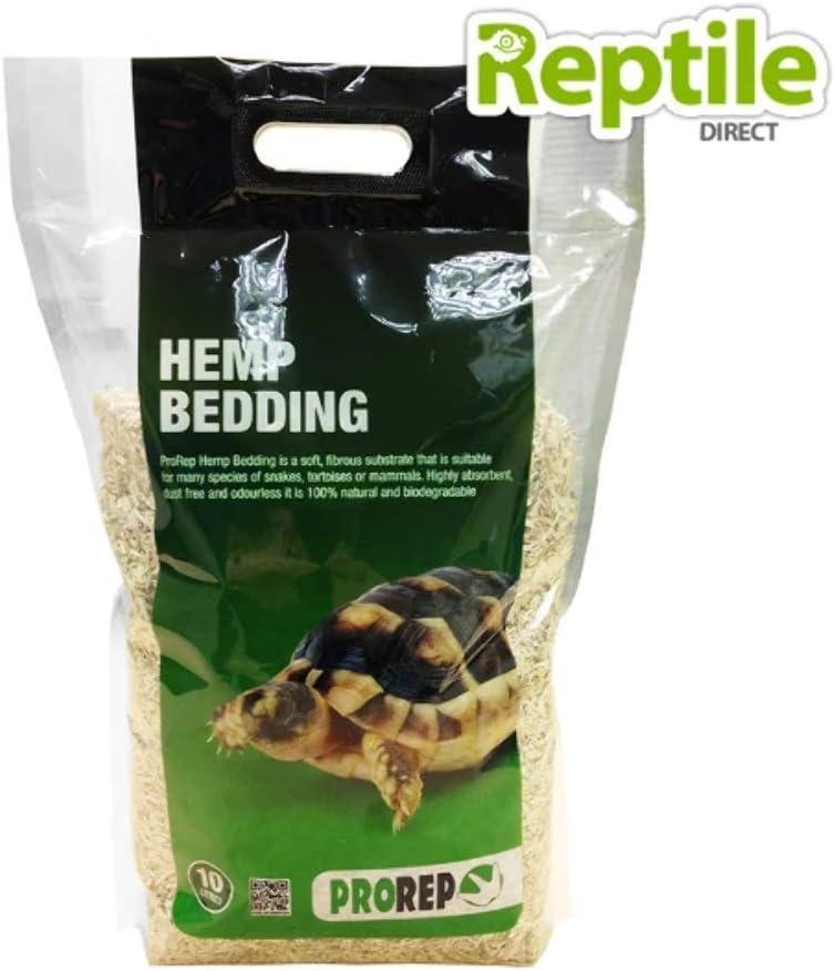 ProRep cáñamo Ropa de Cama, 10 L: Amazon.es: Productos para mascotas