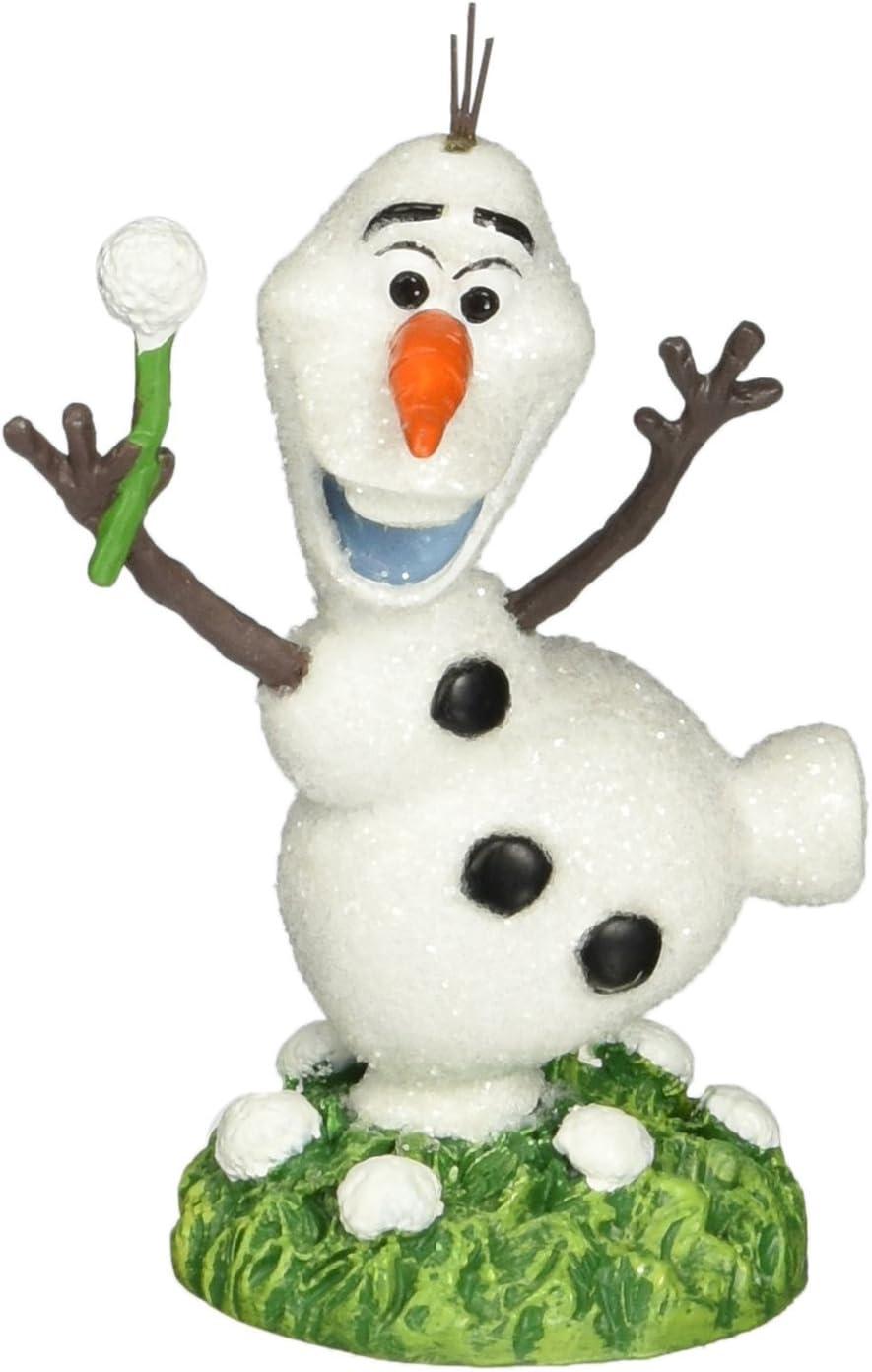 Department 56 Disney Village Frozen Olaf in Summer Accessory Figurine
