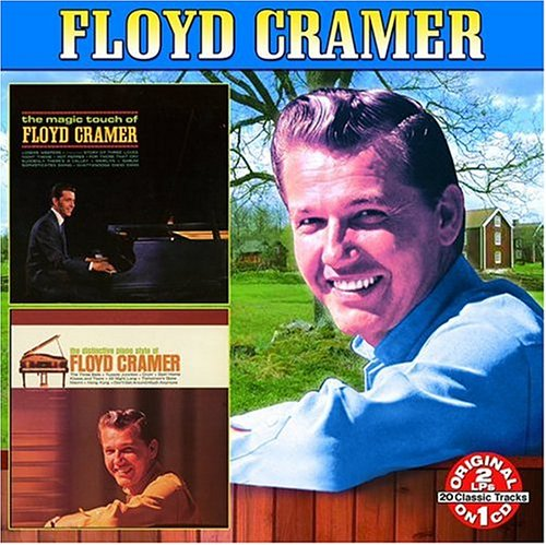 The Magic Touch of Floyd Cramer / The Distinctive Piano Style of Floyd Cramer