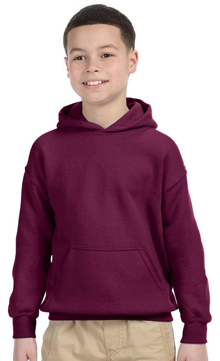 Gildan - Heavy Blend Youth Hooded Sweatshirt - 18500B M25236