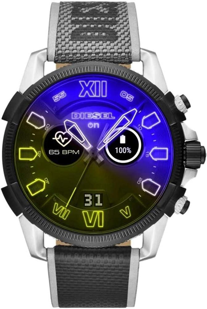 Diesel Reloj Inteligente DZT2012: Amazon.es: Relojes