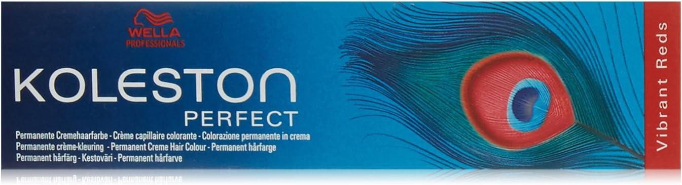 Wella Professionals Koleston 6/41 - Tinte de coloración (60 ml, 1 unidad, color rubio oscuro rojizo ceniza)