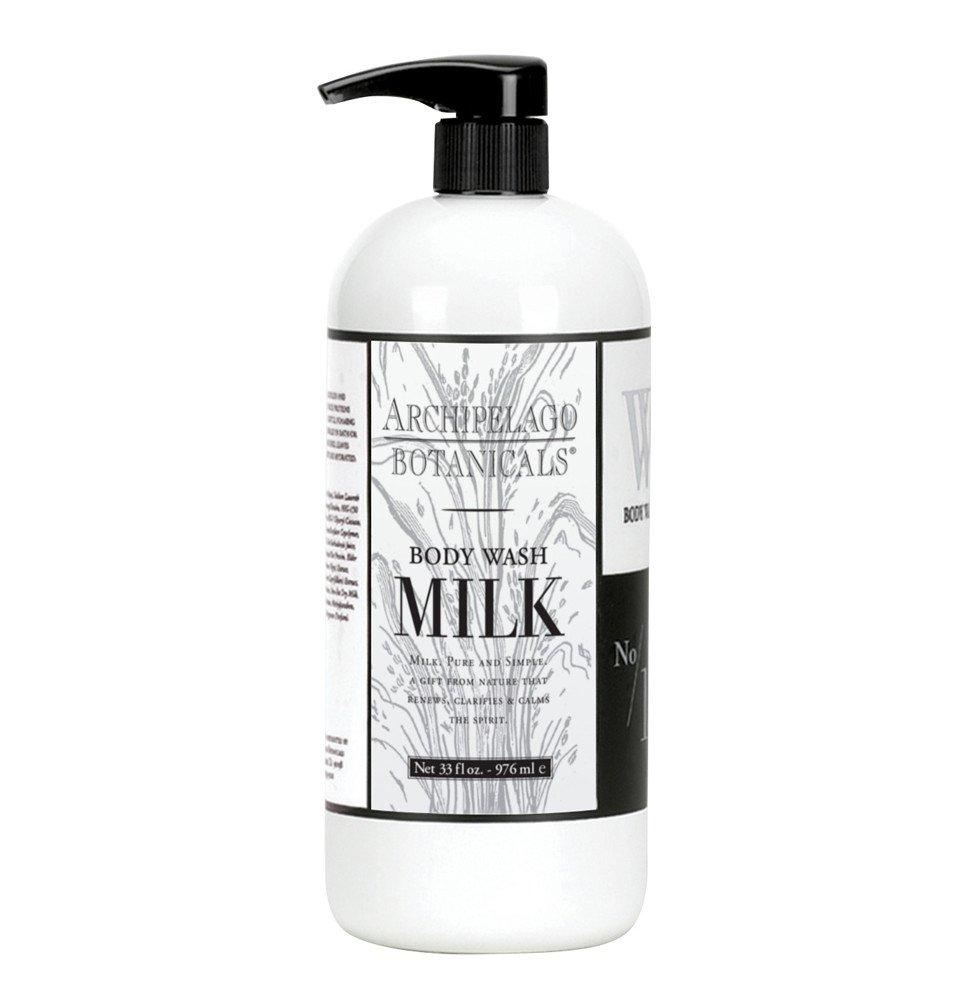 Archipelago Botanicals Milk Body Wash