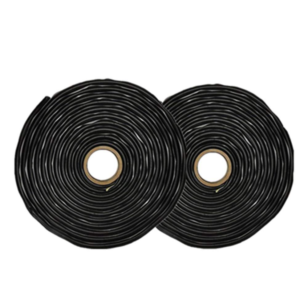 Butyl rubber sealants