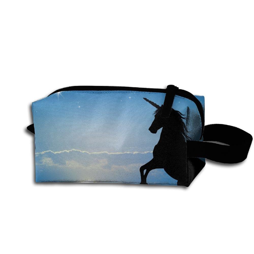 【70%OFF】 wqbfmiユニコーンat Pencil sunset Pencil Cases Travel Travel Caseコスメティックバッグ洗面用品オーガナイザーバッグ Cases B07DC4CD7K, ギフトと日用品の卸問屋 ながみね:7deb9cf3 --- ciadaterra.com