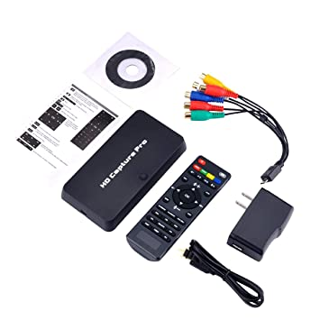 Detectoy 110-240V USB2.0 HDMI Video Game Capture HD 1080P ...