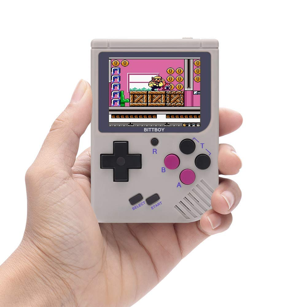 3nd Version-New BITTBOY - 2.4'' IPS Portable Video Game Handheld by BITTBOY (Image #3)