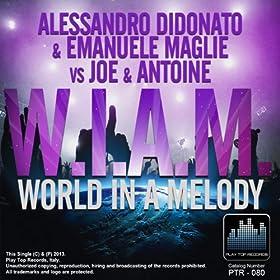 Amazon.com: W.I.A.M. (Extended Mix): Emanuele Maglie, Joe