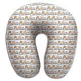 Scorpio Pickleball Sport Washable Cover Travel Pillow Spa U SHAPE For Toddler Car Seat Women
