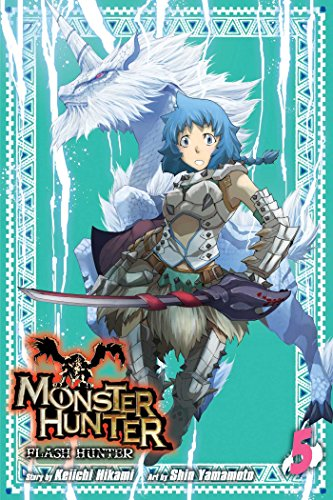 Price comparison product image Monster Hunter: Flash Hunter, Vol. 5