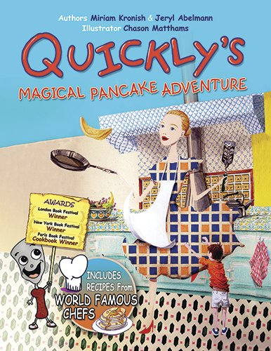 Read Online Quickly's Magical Pancake Adventure ebook