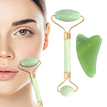 Facial rod massage therapy