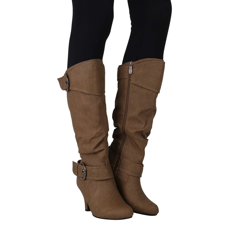 Schuhe & Handtaschen SCARPE VITA Damen Klassische Stiefeletten Damen