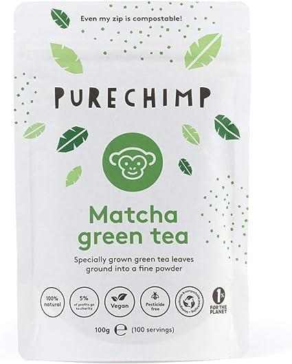 Matcha groene thee 100 g kwaliteitsgraad: ceremonieel