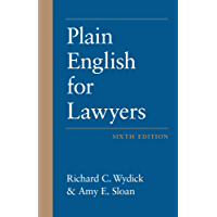 Plain English for Lawyers, Sixth Edition