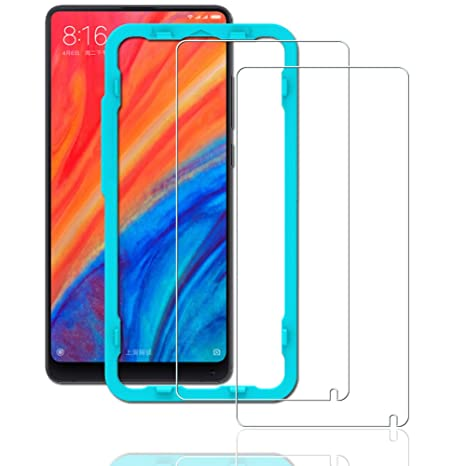 Ibywind Verre Trempe Xiaomi Mi Mix 2S Pack De 2 Kit