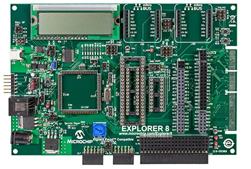 DM160228 - Explorer 8 Development Kit by MICROCHIP