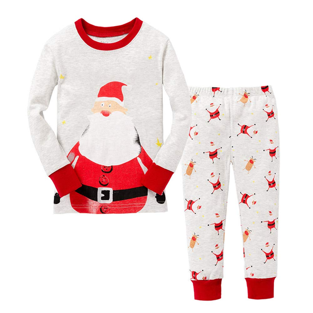 Toddler Santa PJs