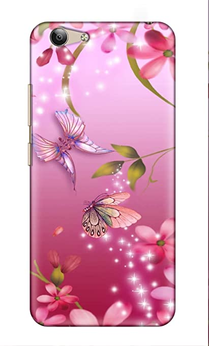 super popular dc301 403a1 SWAG my CASE Printed Back Cover for Vivo Y53 (Multicolour)
