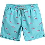MaaMgic Mens Swim Trunks Quick Dry Funny Shorts...