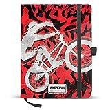 PRODG Diary Backflip Portable Handbag Hanger, 21 cm, Multicolour