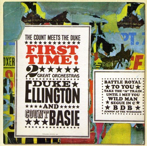 First Time! The Count Meets The Duke (Original Columbia Jazz Classics) ()