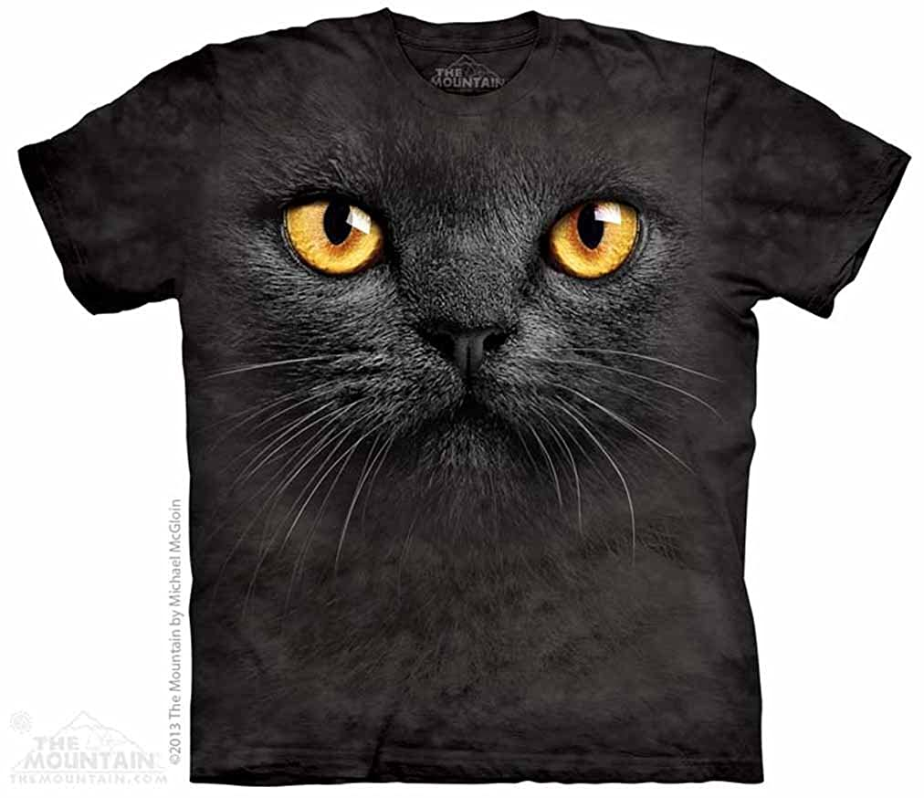 25  Adorable Cat Face T Shirt