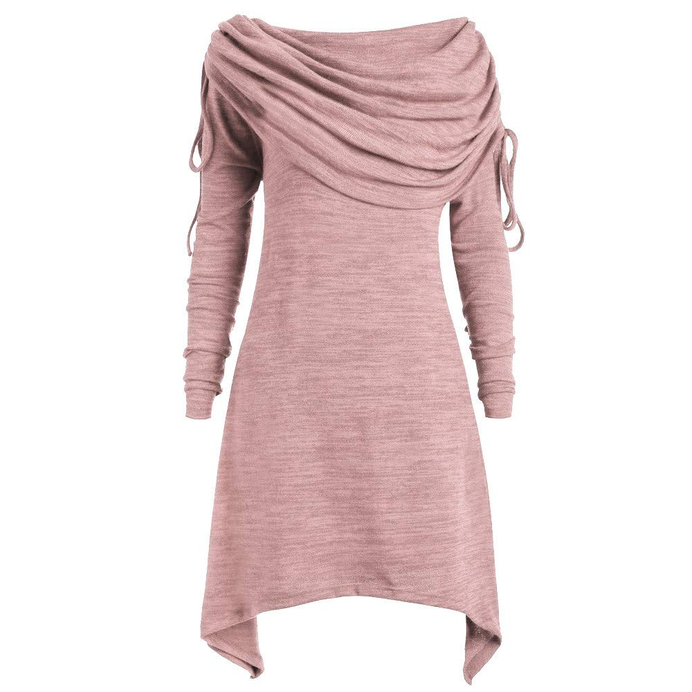 TALLA 5XL. iHENGH - Camisas - Chaqueta - Liso - Redondo - para Mujer